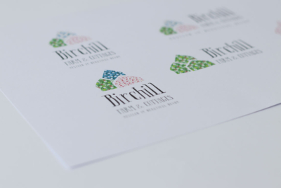 Birchill Farm logo | Salt Media