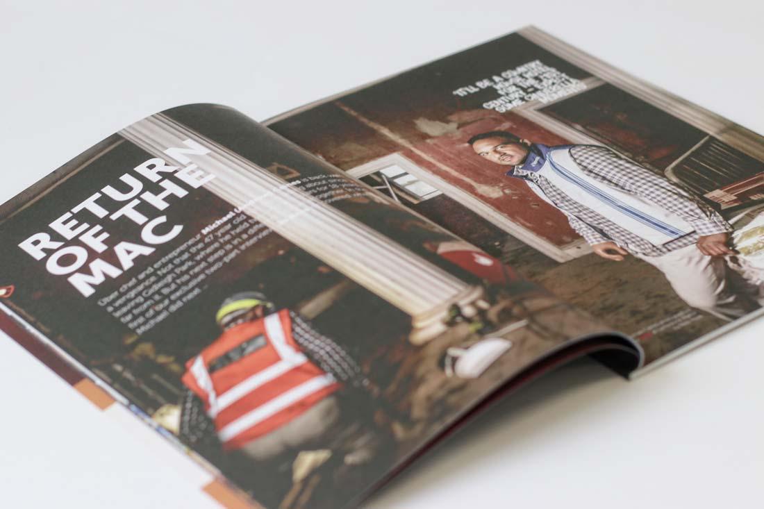 Food Magazine | Salt Media
