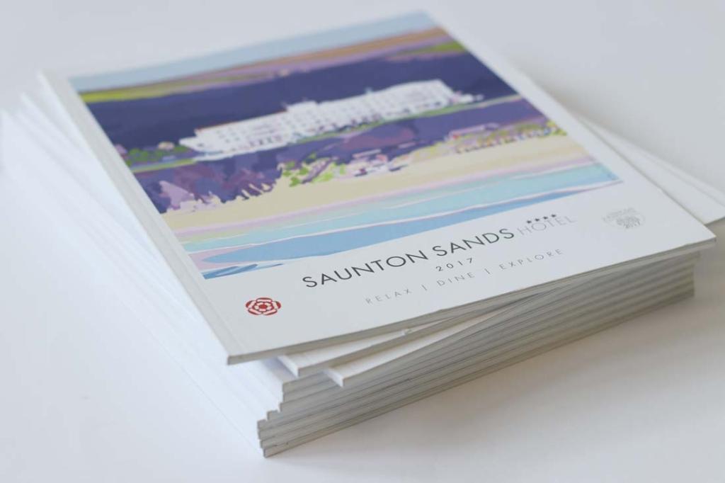 saunton book cover