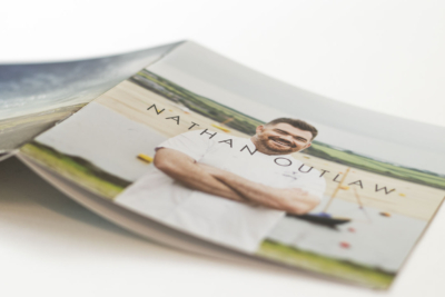 Nathan Outlaw brochure | Salt Media