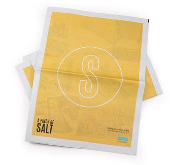 pinch of salt latest edition cover