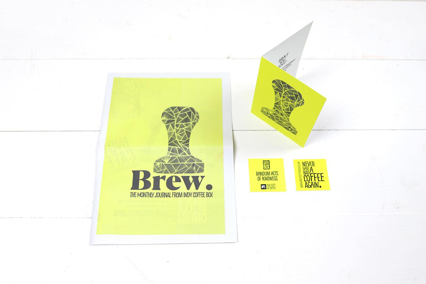 indy coffee box marketing