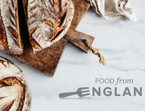 Food From England visual identity
