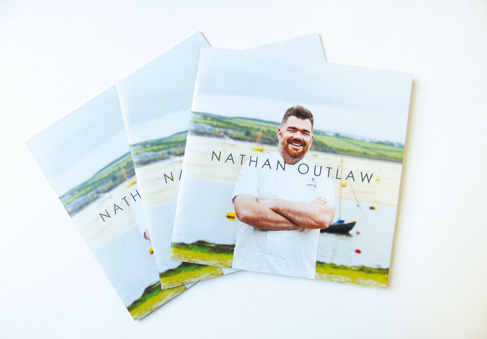 Nathan Outlaw consumer brochure
