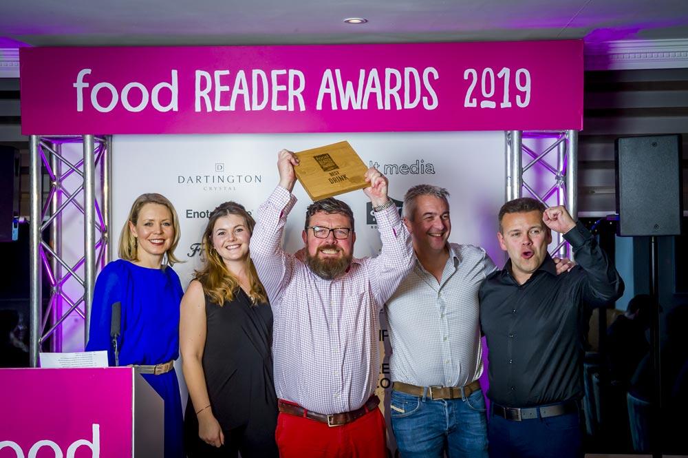 Food Reader Awards